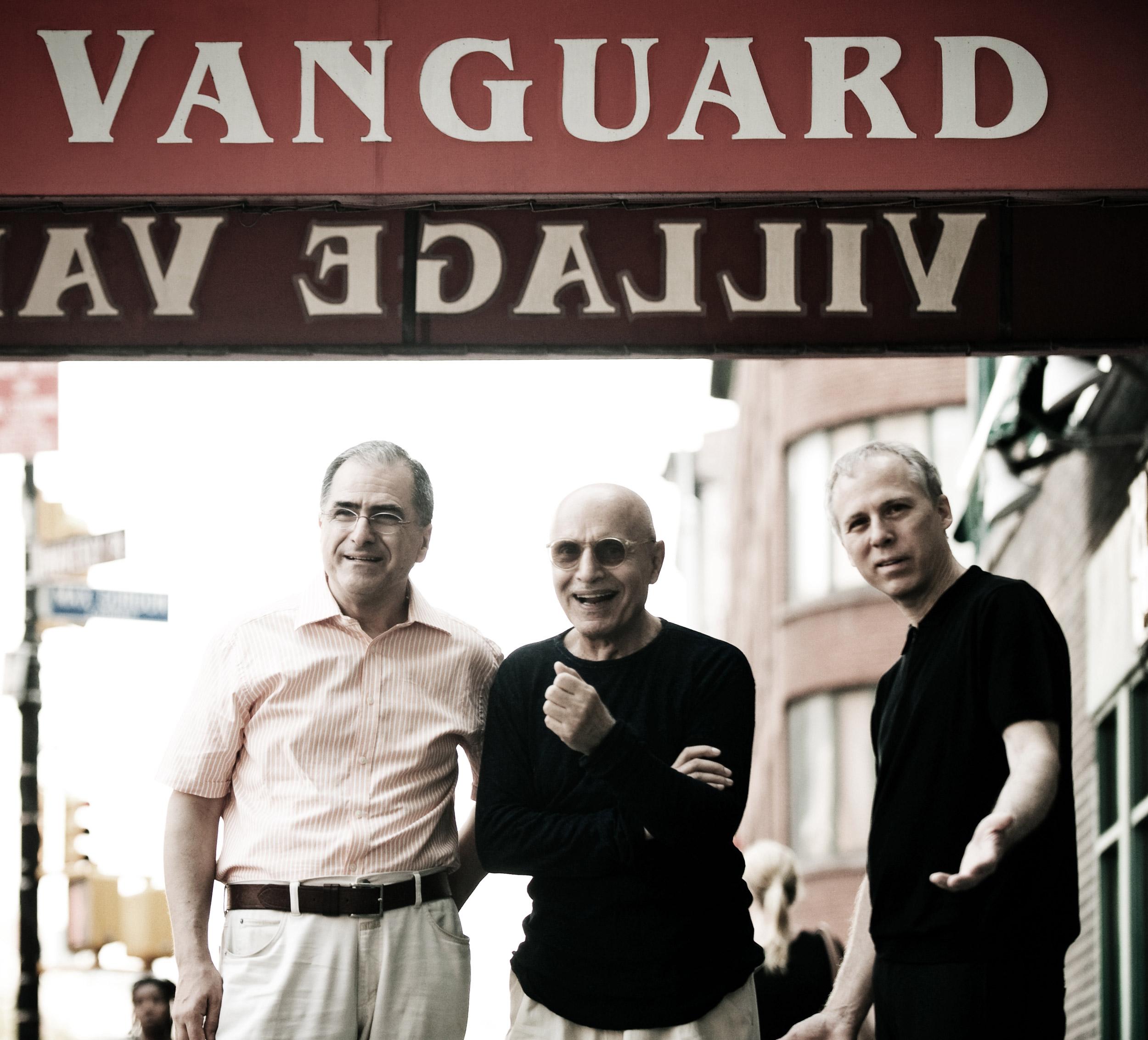 Enrico Pieranunzi with Marc Johnson and Paul Motian