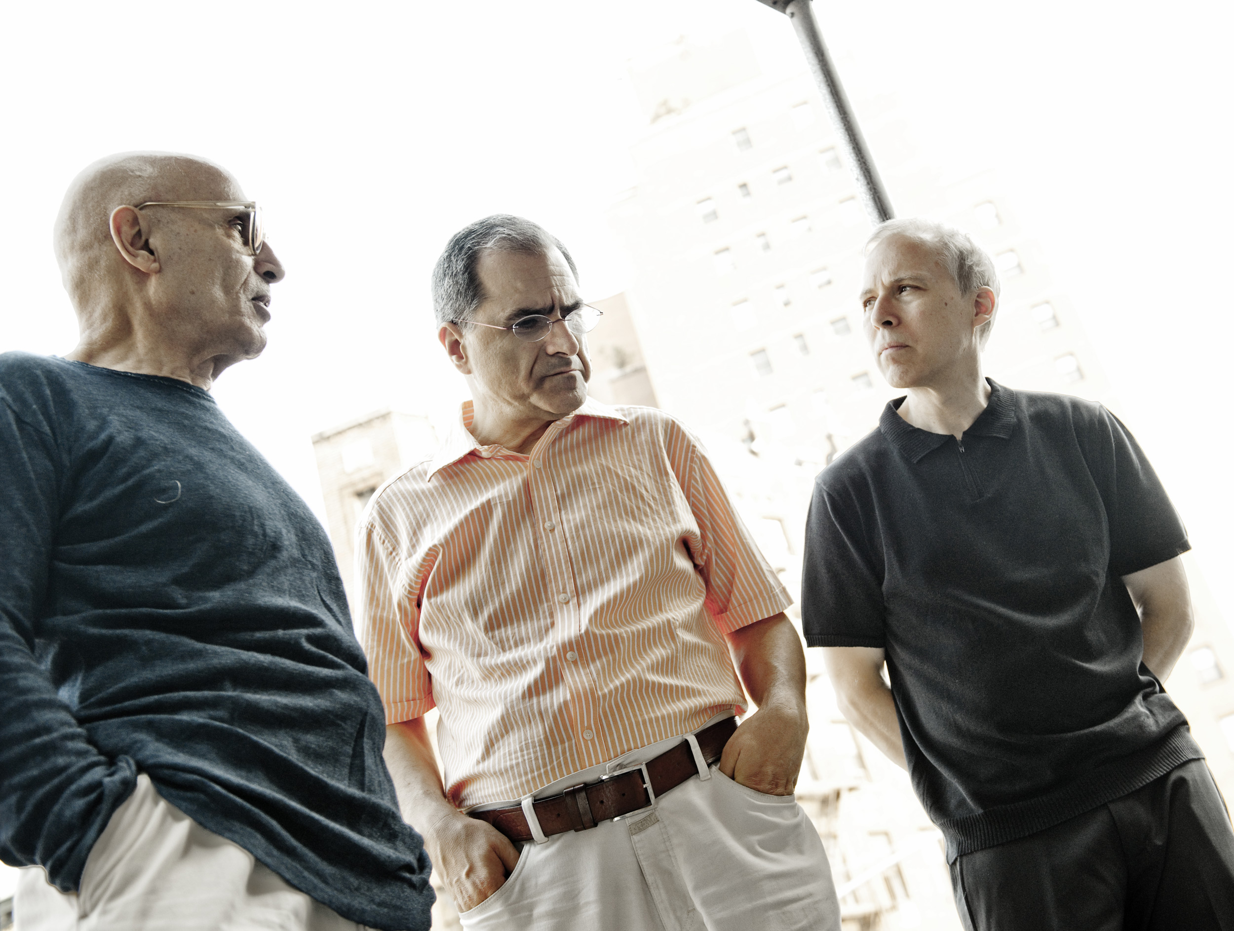 Enrico Pieranunzi with Marc Johnson and Paul Motian - 2010