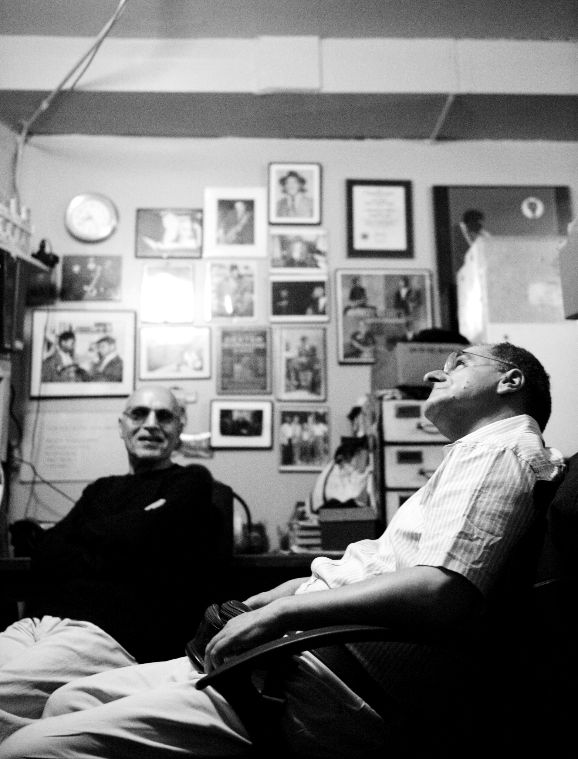 Enrico Pieranunzi with Paul Motian  -   2010