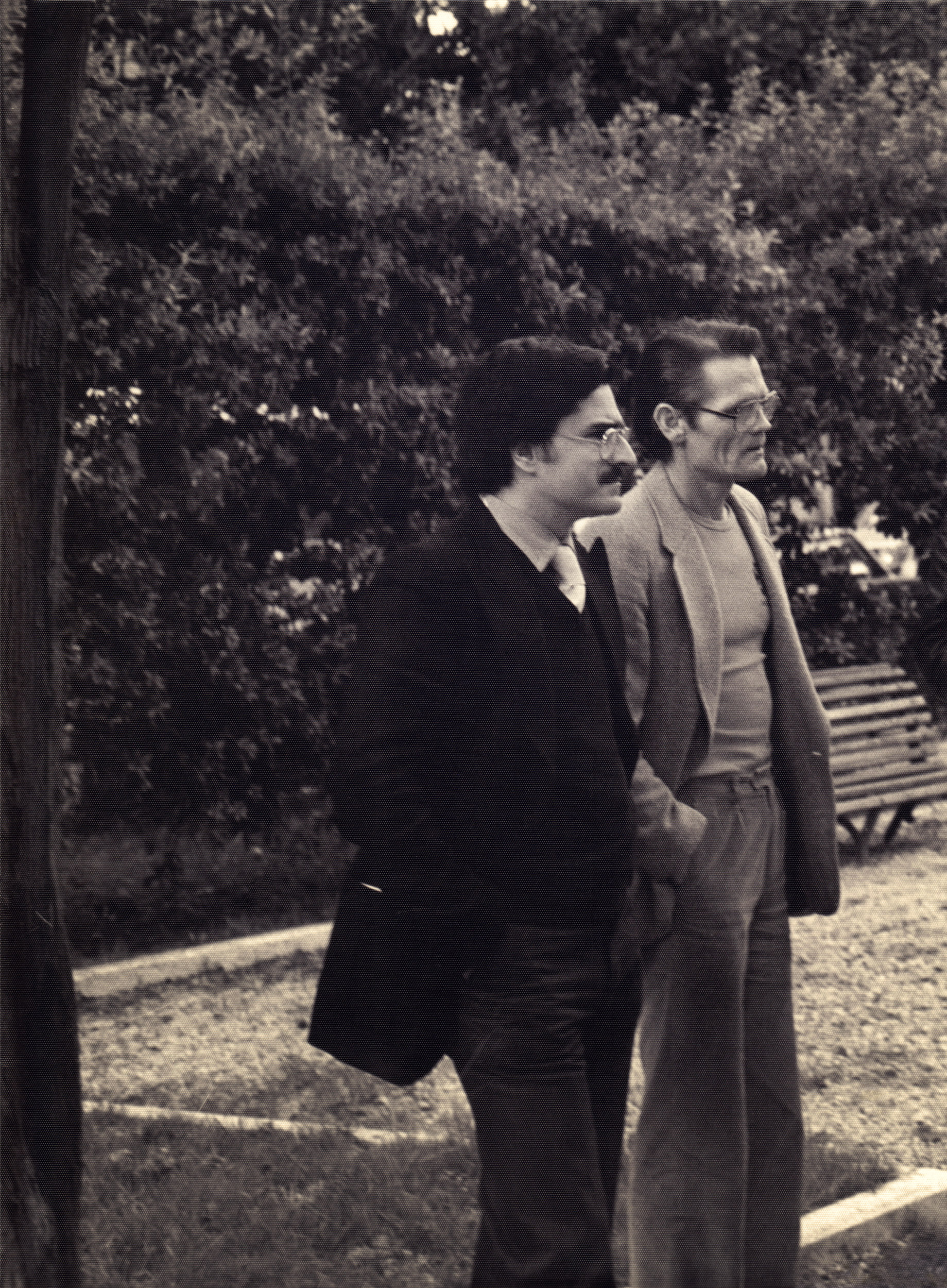 Enrico Pieranunzi & Chet Baker  Roma, 1979 Photo by Massimo Perelli