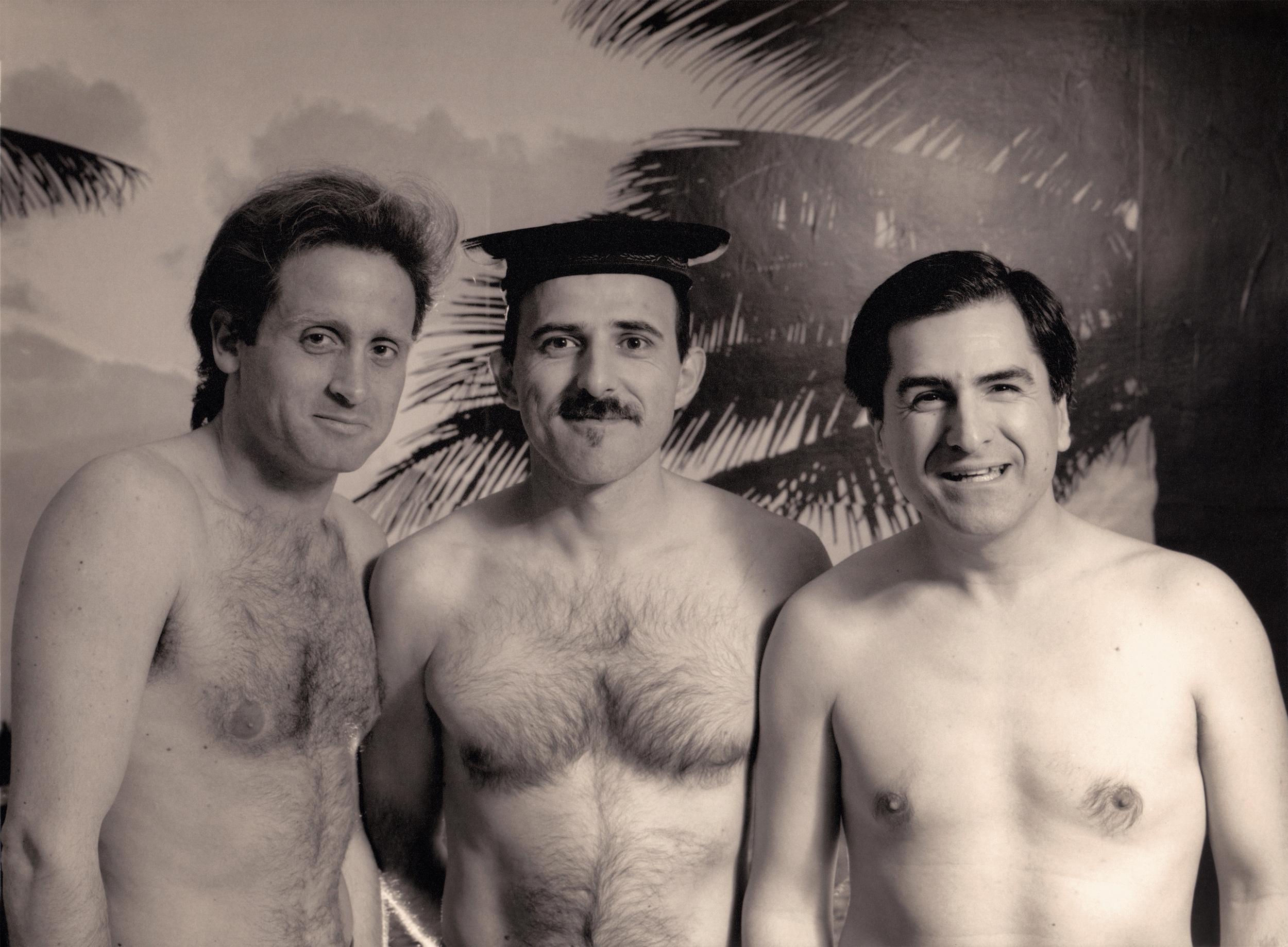 Fabrizio Sferra ,  Enzo Pietropaoli  &  Enrico Pieranunzi  Roma 1990 Photo by Claudio Corrivetti