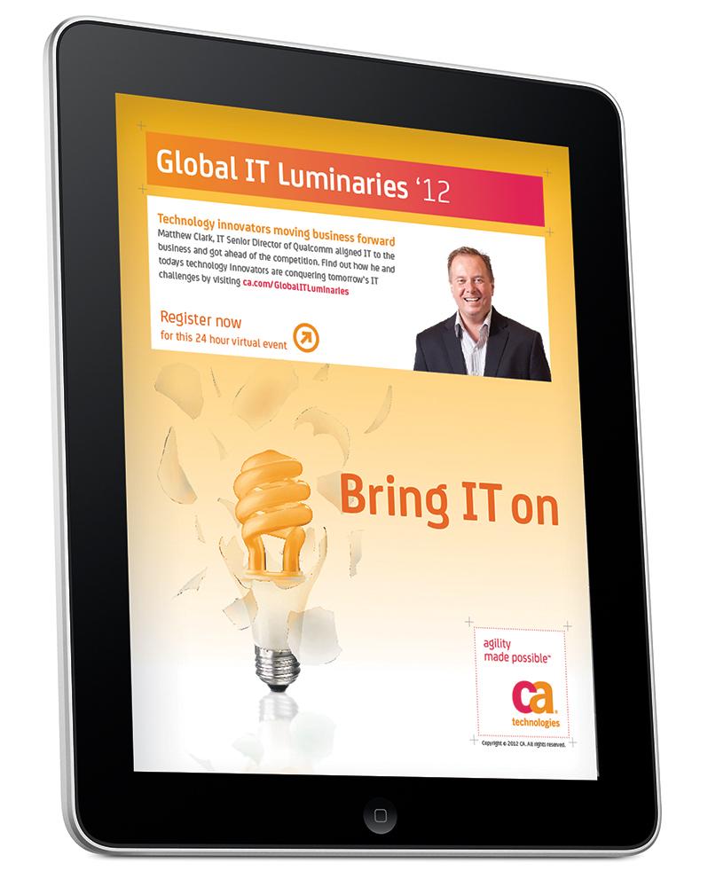 Digital Advertising for CA Technologies