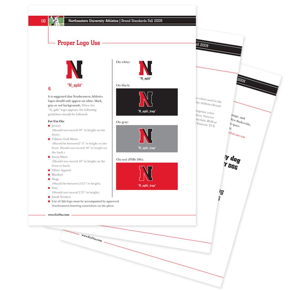 Branding Guidelines for Northeastern University