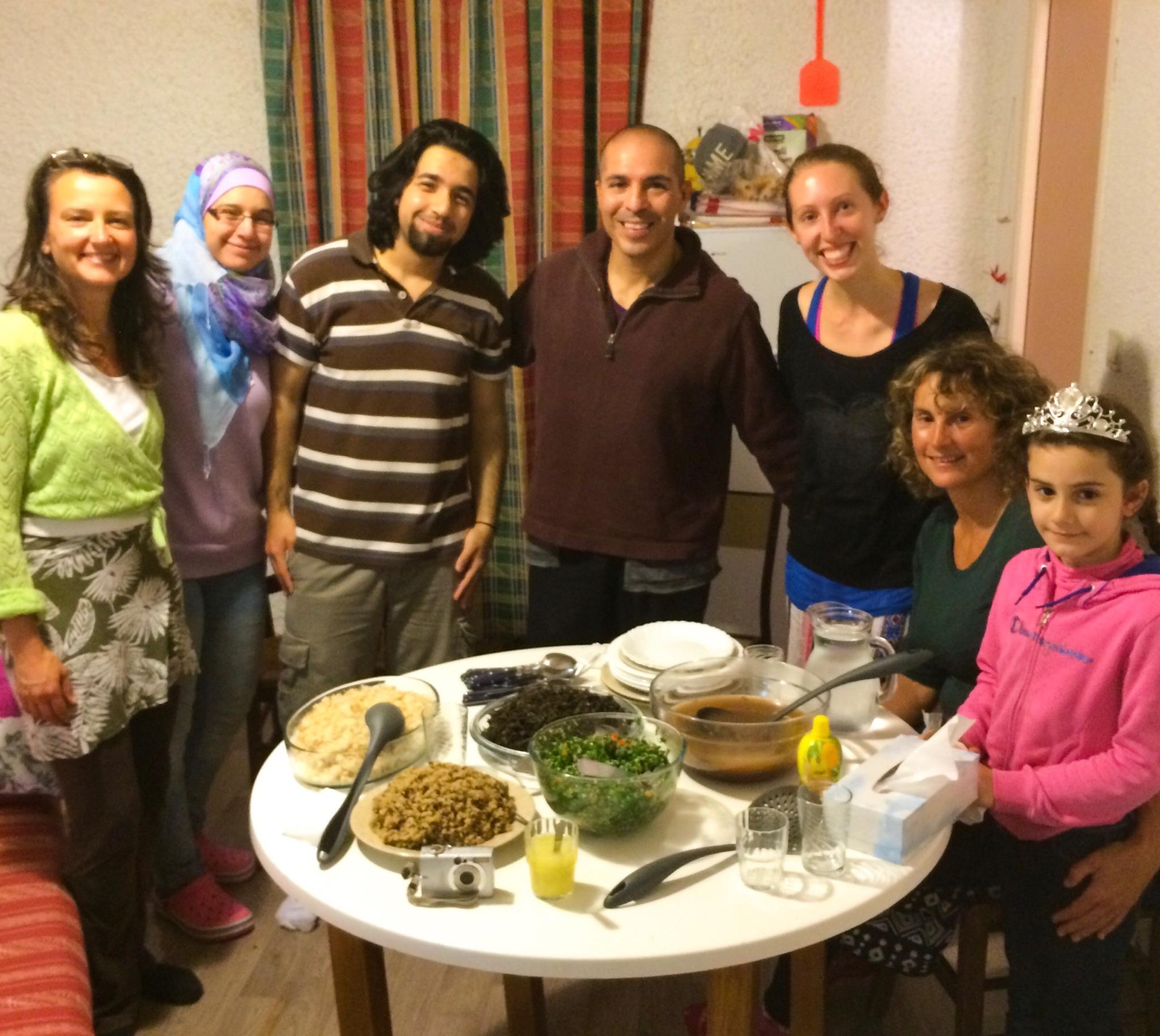 Biodanza Dinner Party