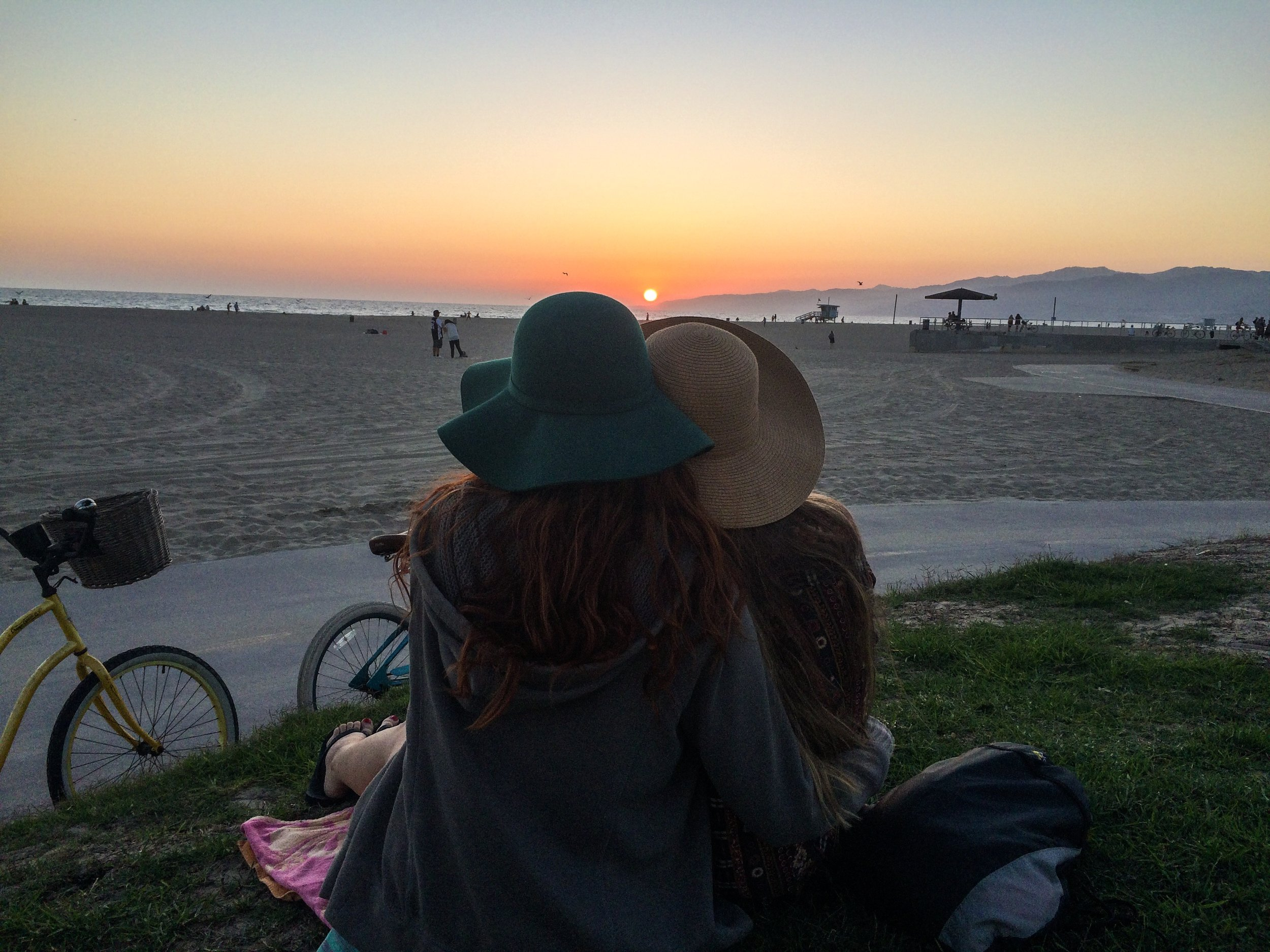 Venice Beach in Los Angeles, CA