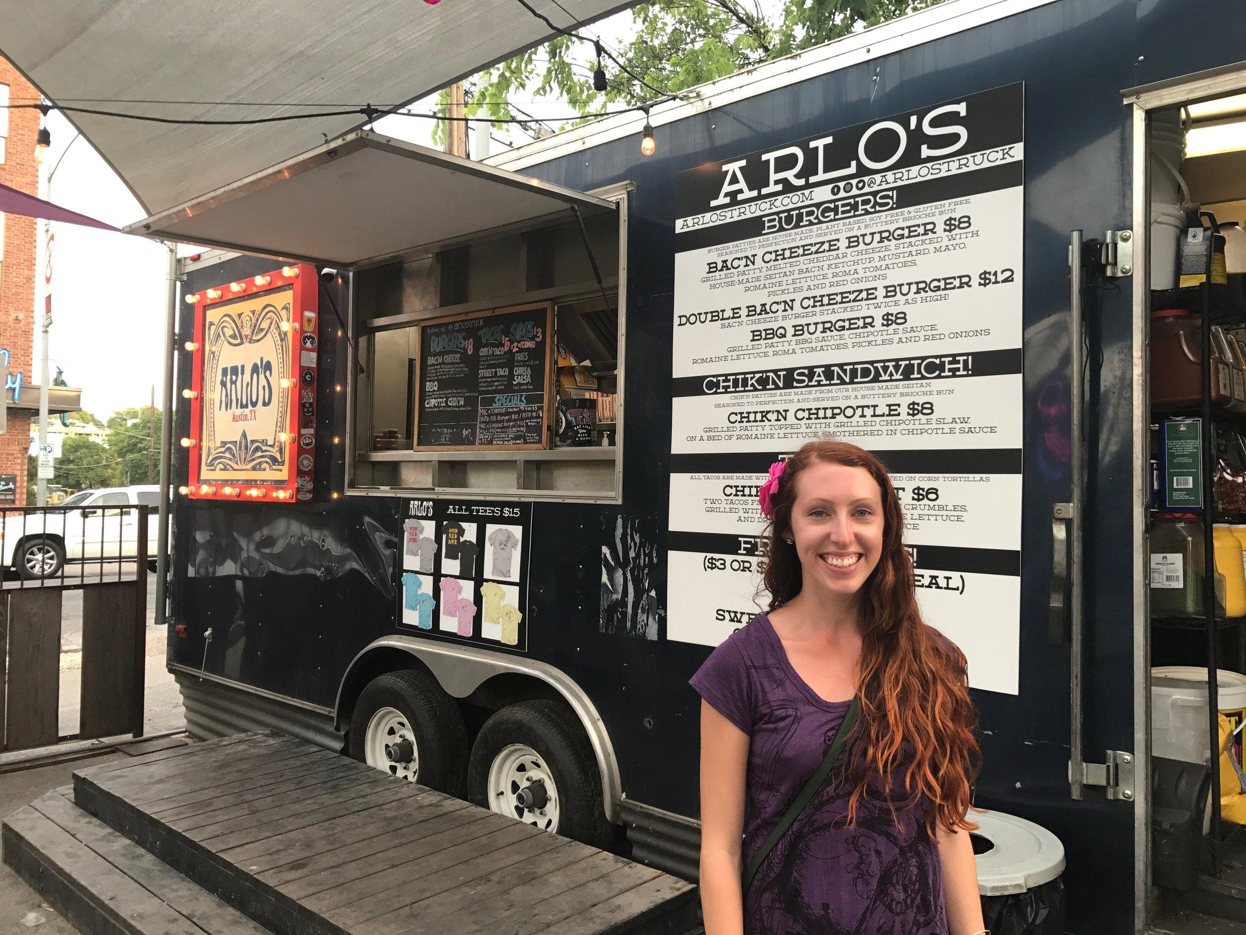 Arlo's Vegan Food Truck