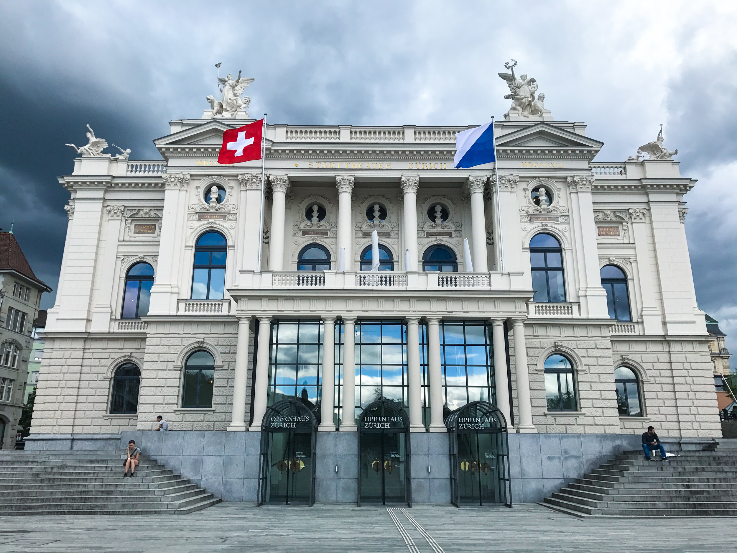 The Opernhaus