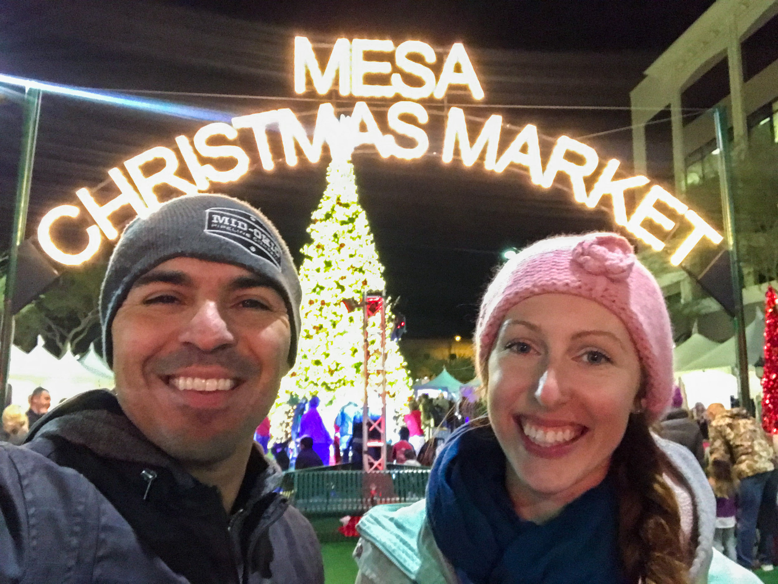 Mesa Christmas Market Arizona