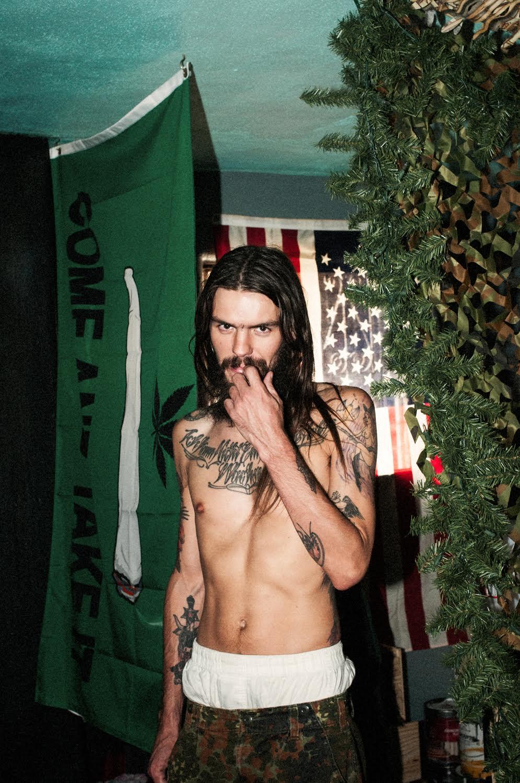 Murphy Maxwell   Long Hair, Don't Care  Shot by  Brandon Harman