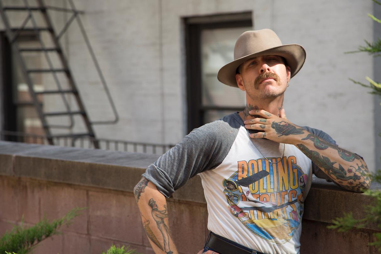 Brooklyn Terrace    Wesley O'Meara shot by  Paul Lowe