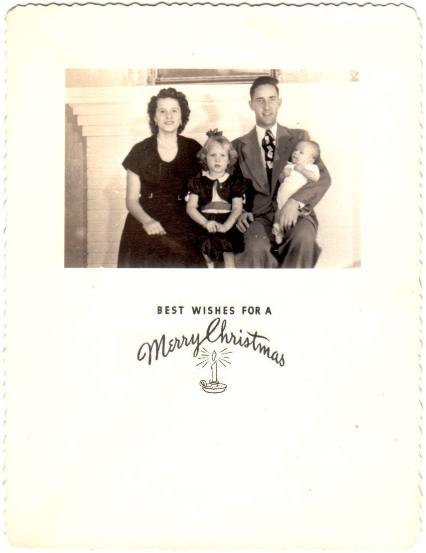 Russell Hurst Family Christmas Card 1951.jpg