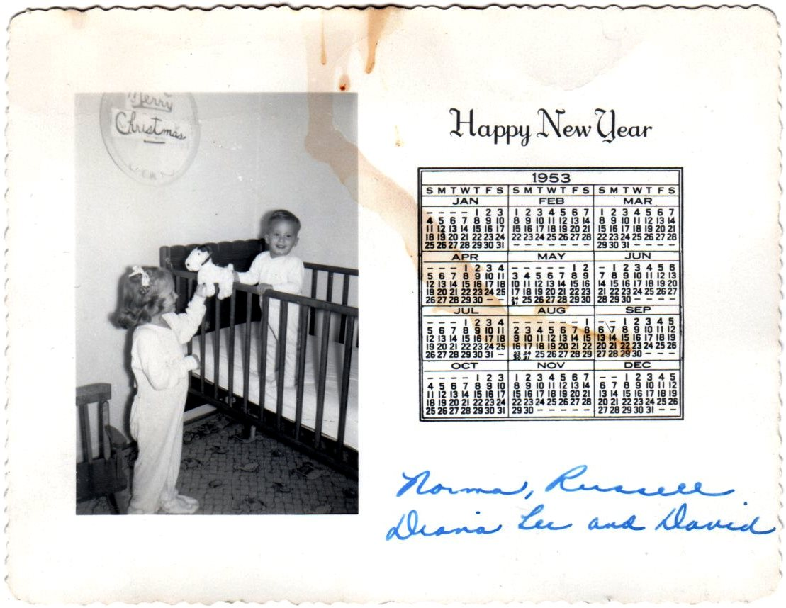 Russell Hurst Family Christmas Card 1952.jpg