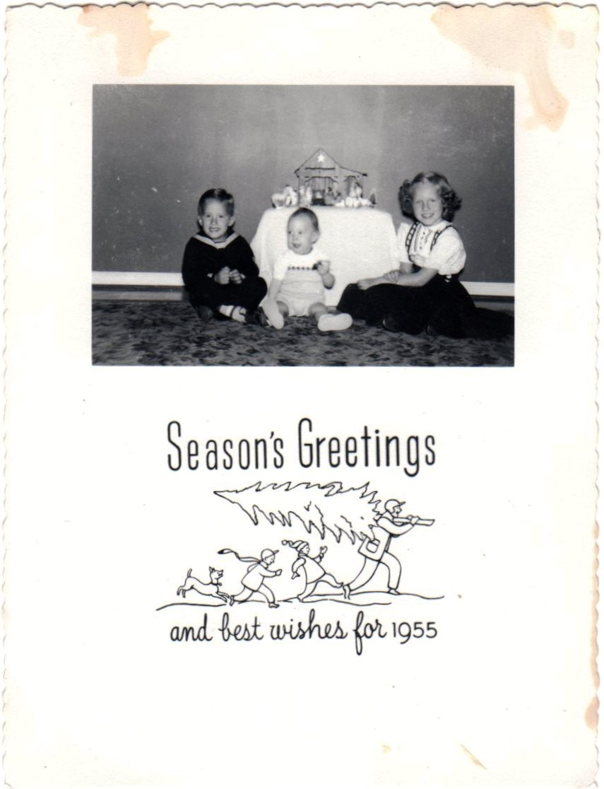 Russell Hurst Family Christmas Card 1954.jpg