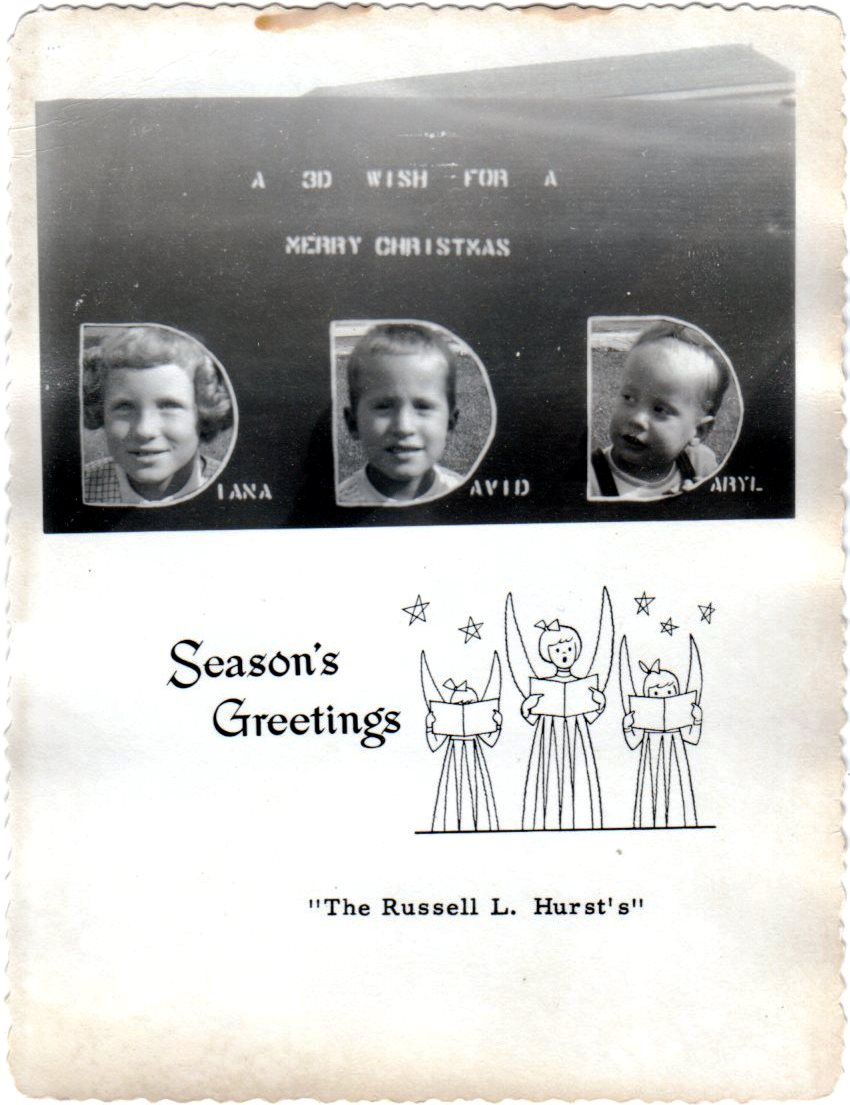 Russell Hurst Family Christmas Card 1955.jpg