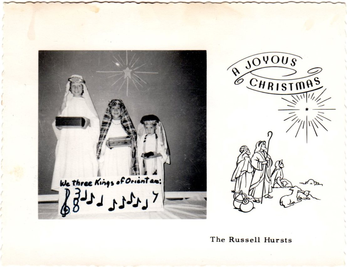 Russell Hurst Family Christmas Card 1956.jpg