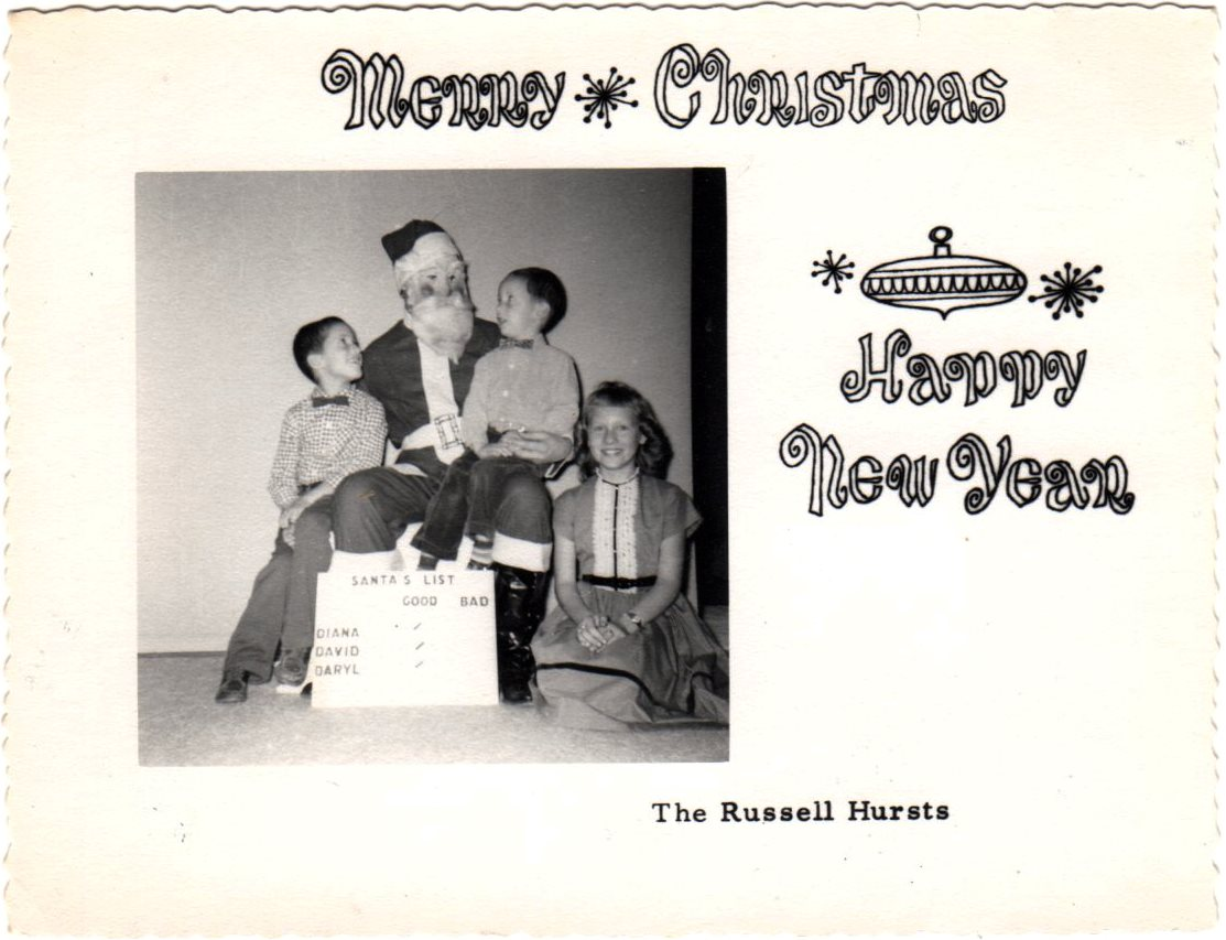 Russell Hurst Family Christmas Card 1957.jpg