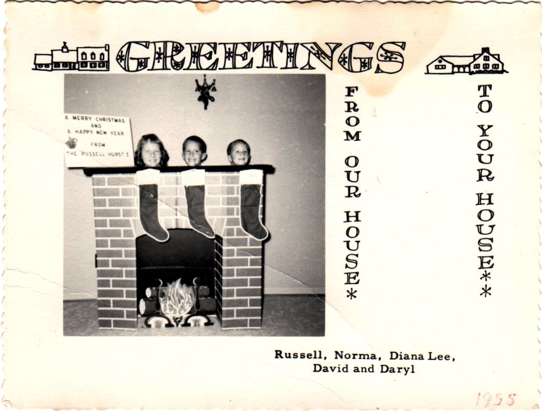 Russell Hurst Family Christmas Card 1958.jpg