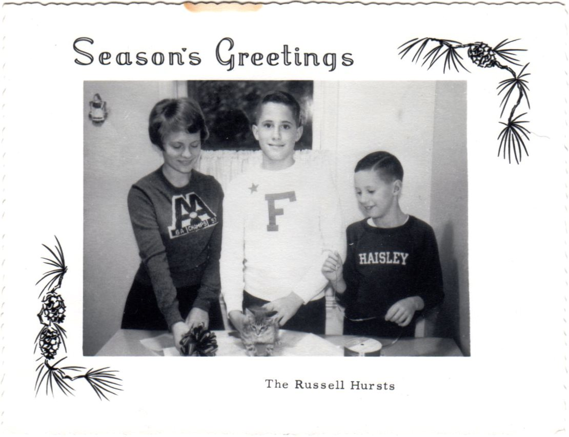 Russell Hurst Family Christmas Card 1963.jpg