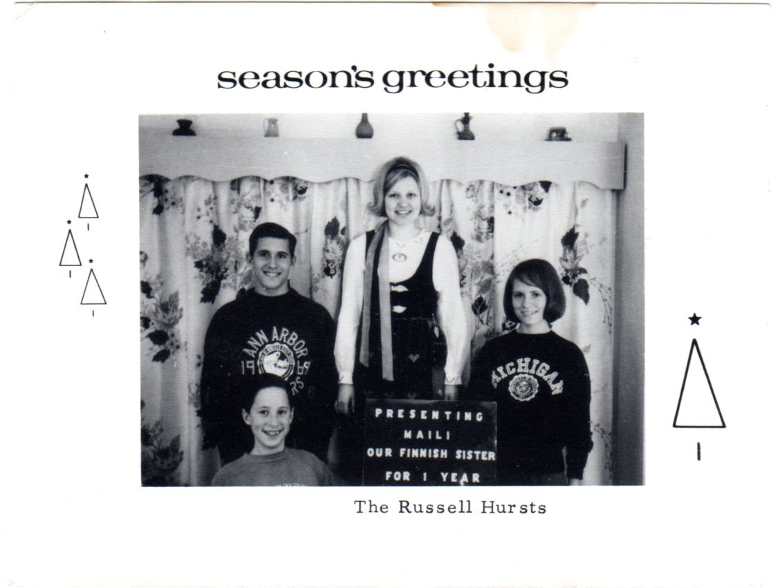 Russell Hurst Family Christmas Card 1966.jpg