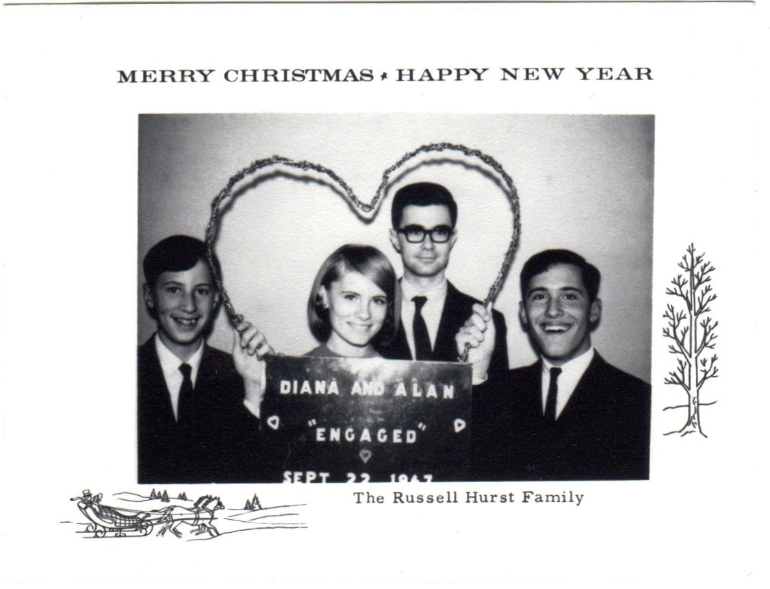Russell Hurst Family Christmas Card 1967.jpg