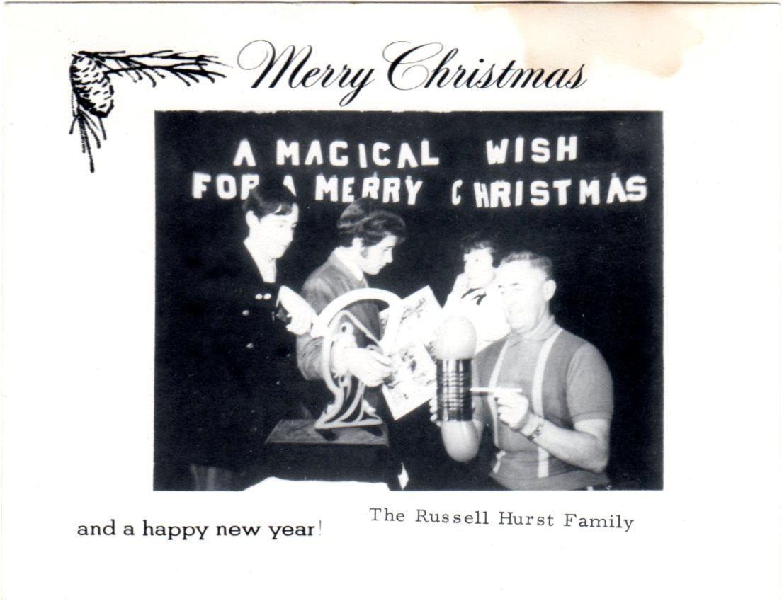 Russell Hurst Family Christmas Card 1970.jpg