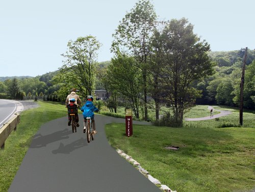 Federal Government Funds $2M for Town Section of Middle Fork Greenway in Blowing Rock