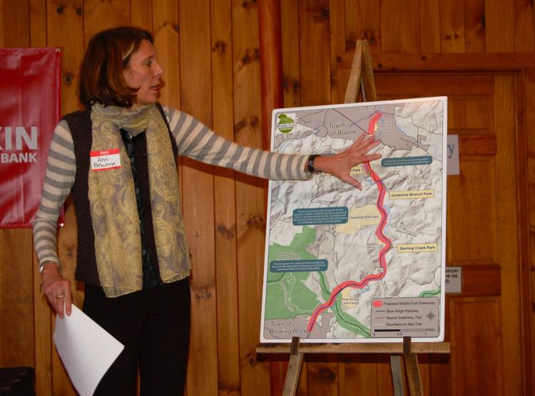 Coming soon to Blowing Rock: Middle Fork Greenway