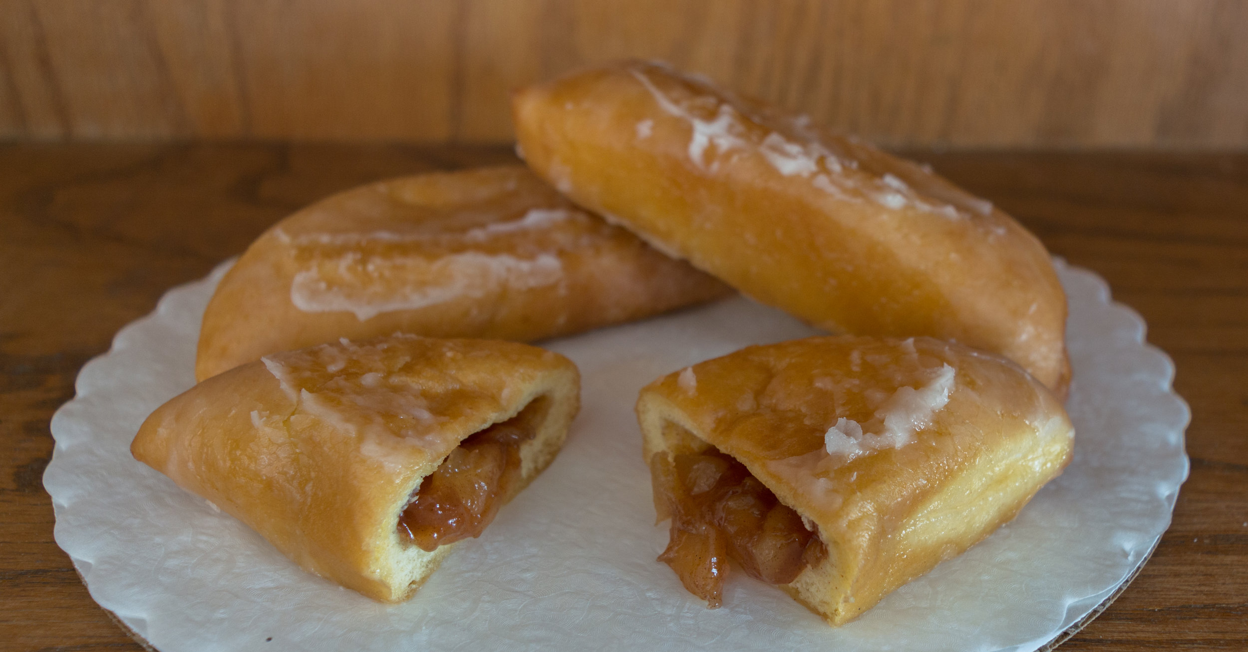 Fried Apple Turnover