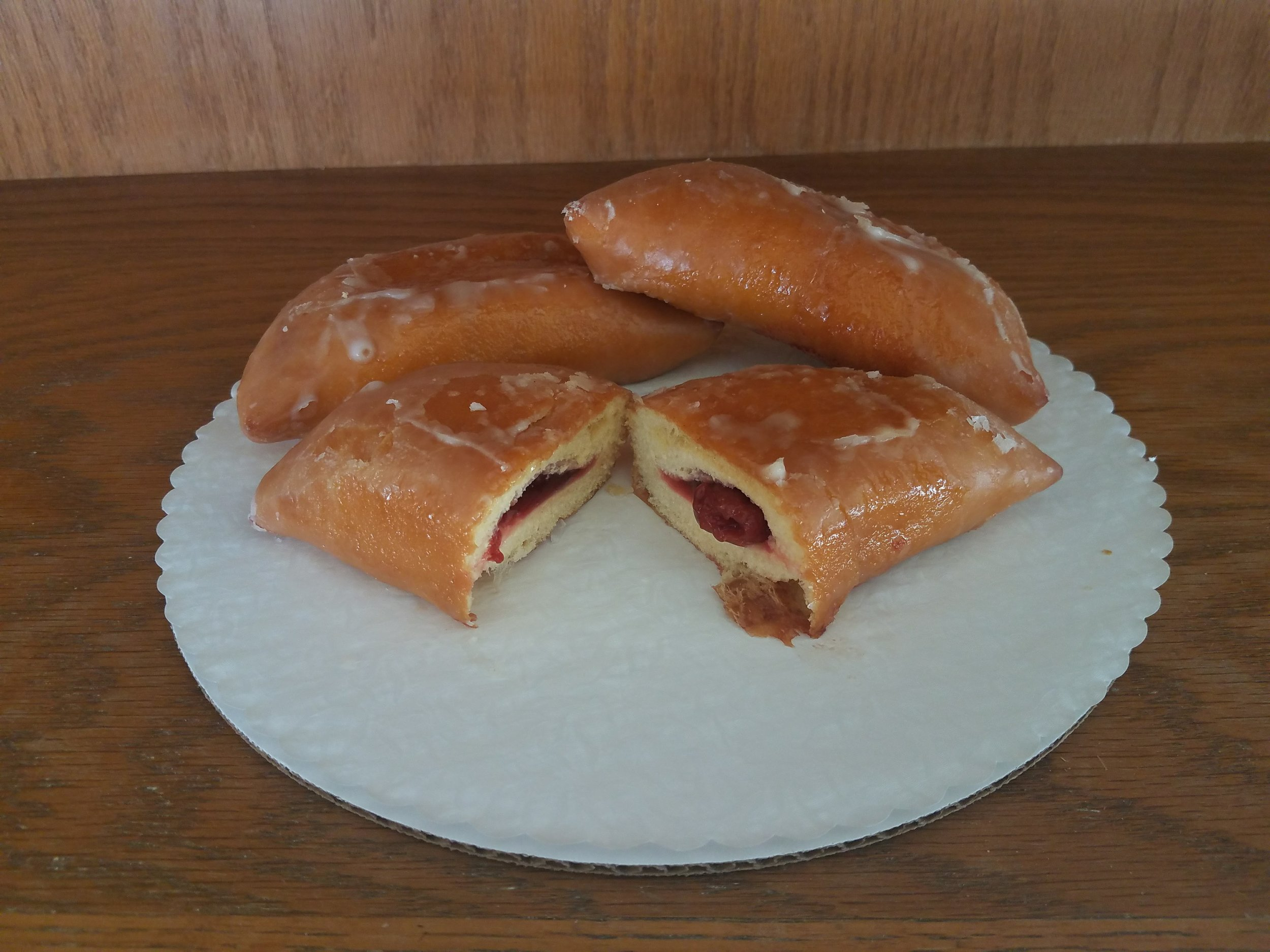 Fried Strawberry Turnover