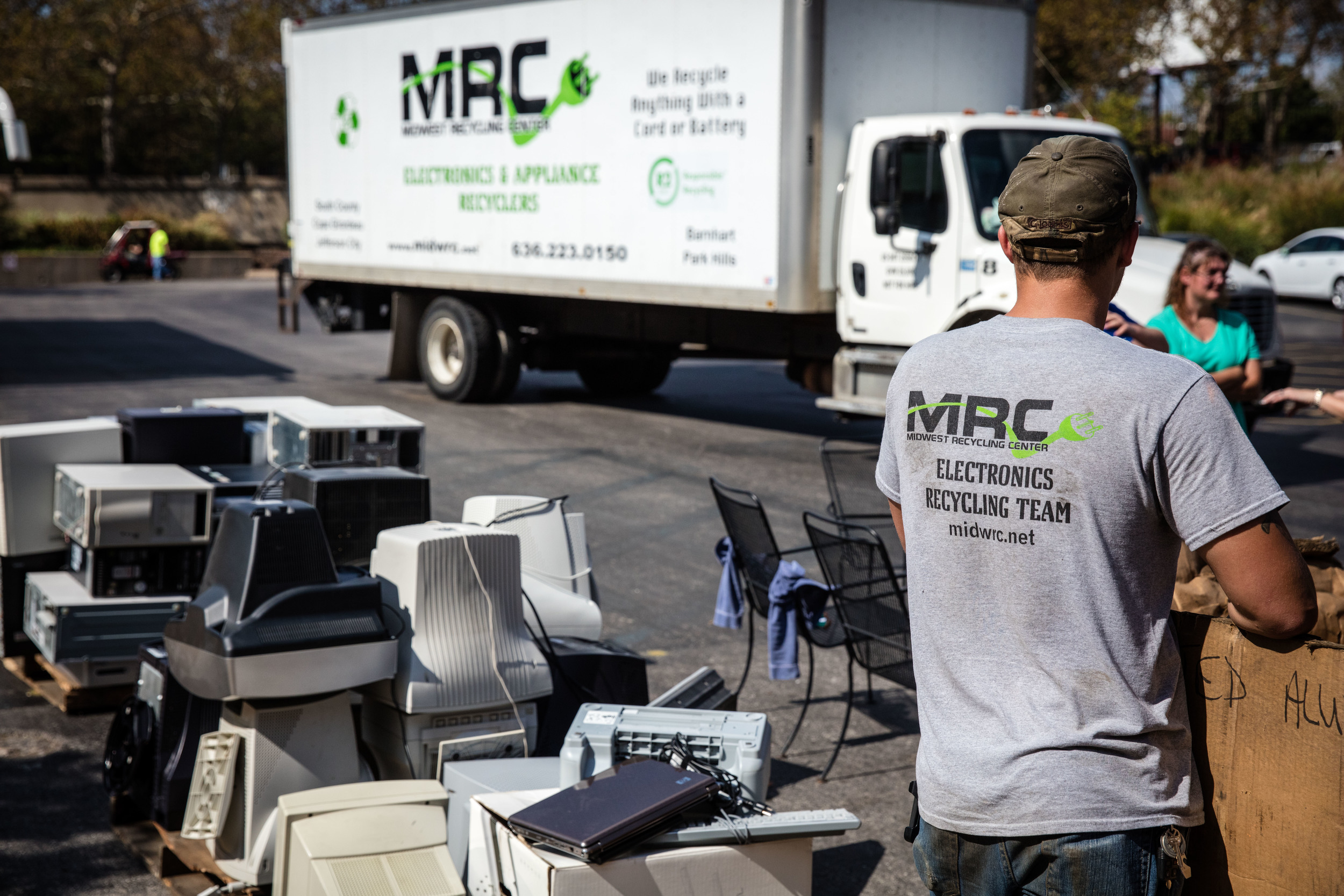 What to Expect at MRC Electronics Recycling Events