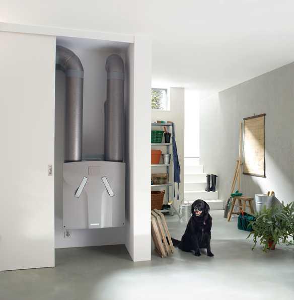Ventilatie - Om onze klanten zo goed mogelijk te helpen plaatsen wij ook ventilatie bij nieuwbouw of renovatie. Dat betekent slechts één aannemer voor de installatietechnieken.