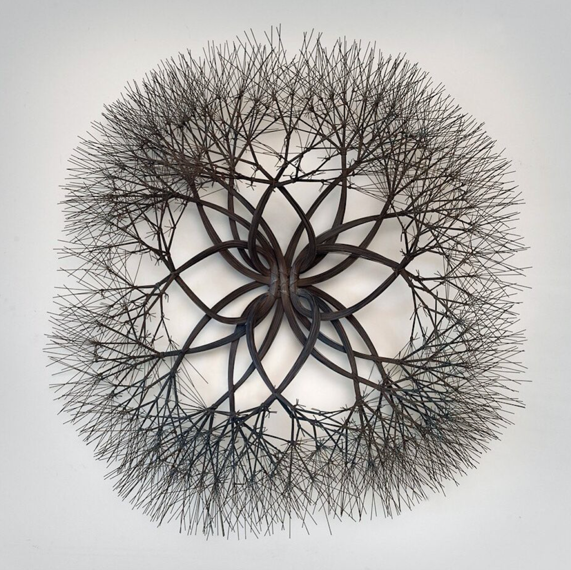 Ruth Asawa,  Untitled , 1965-1970. Courtesy of Crystal Bridges Museum of American Art, Bentonville, Arkansas.