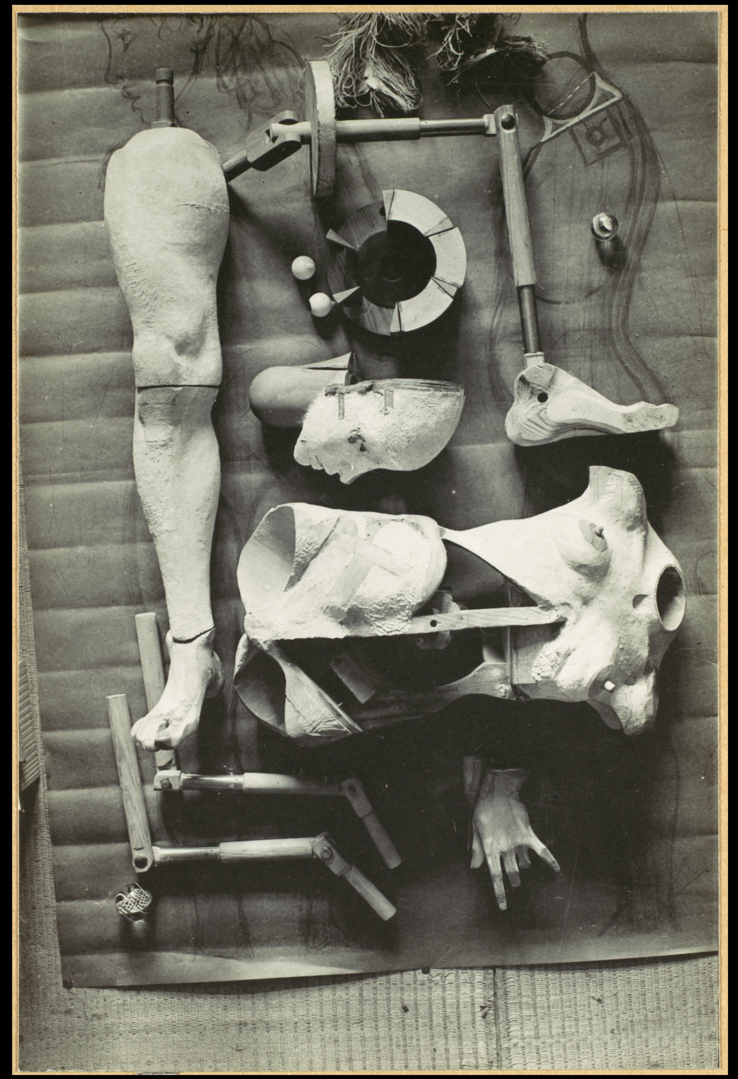 Uncanny Resemblances: The Lingering Influence of Hans Bellmer's Dolls - By Jess Bither