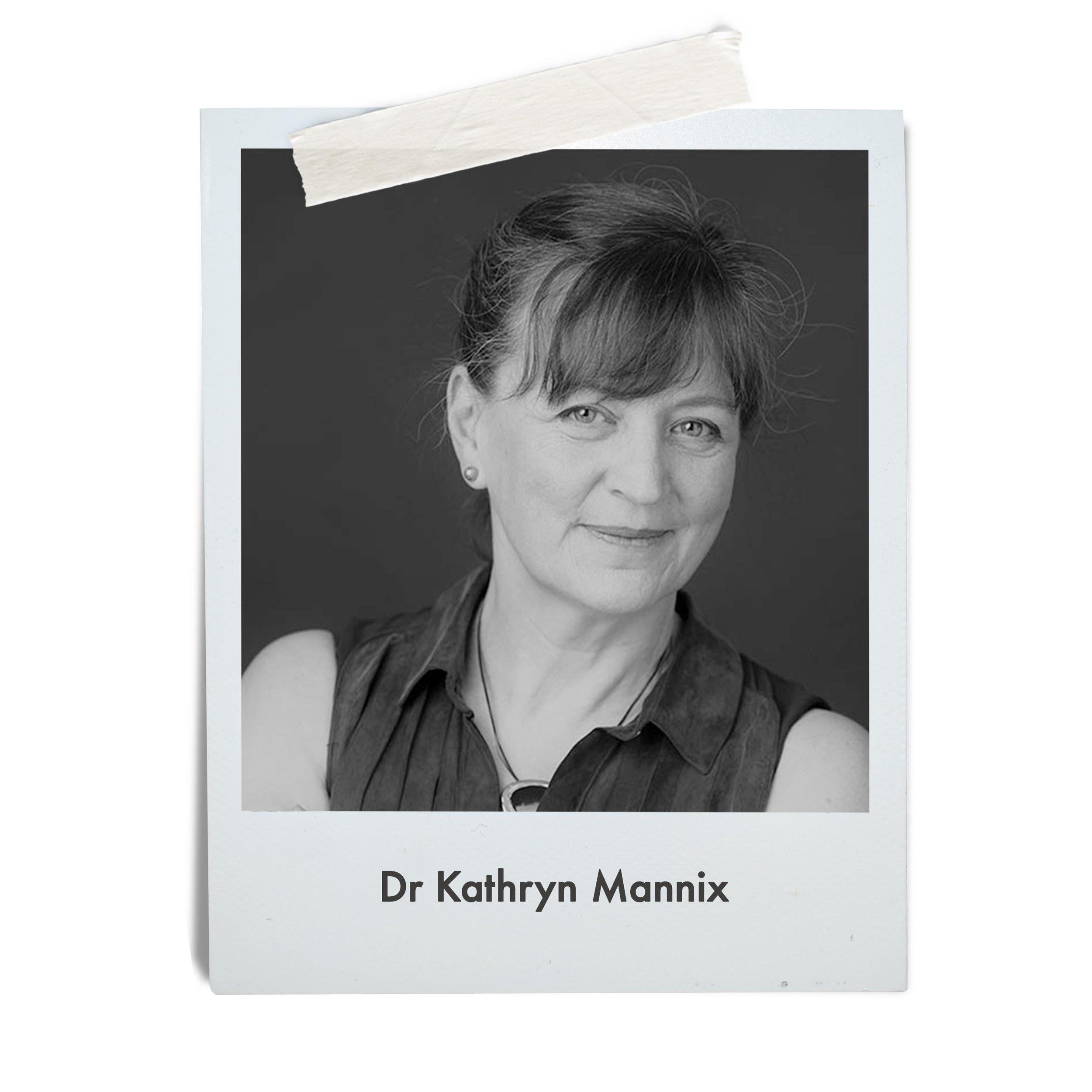 Dr Kathryn Mannix