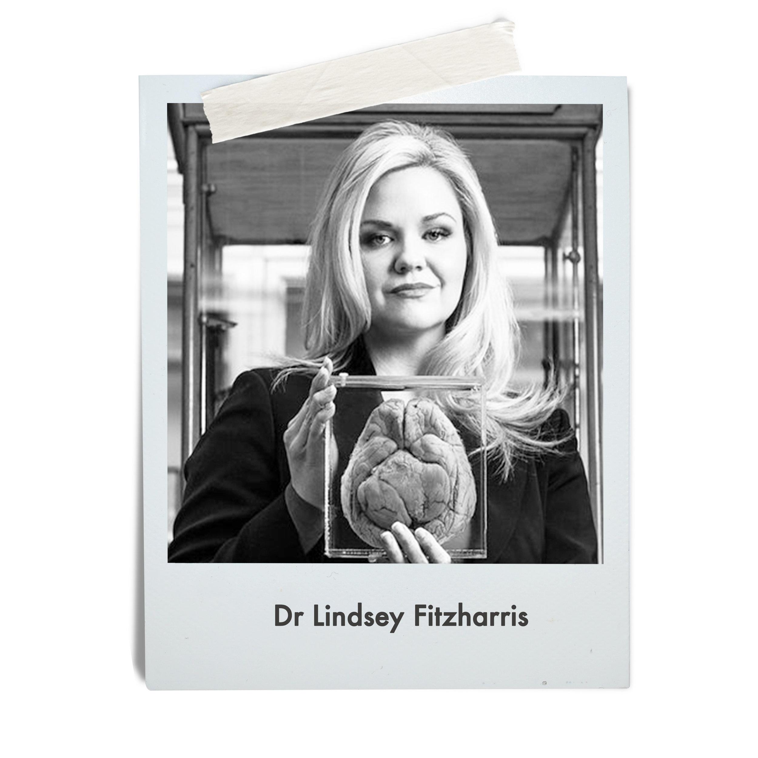 Dr Lindsey Fitzharris