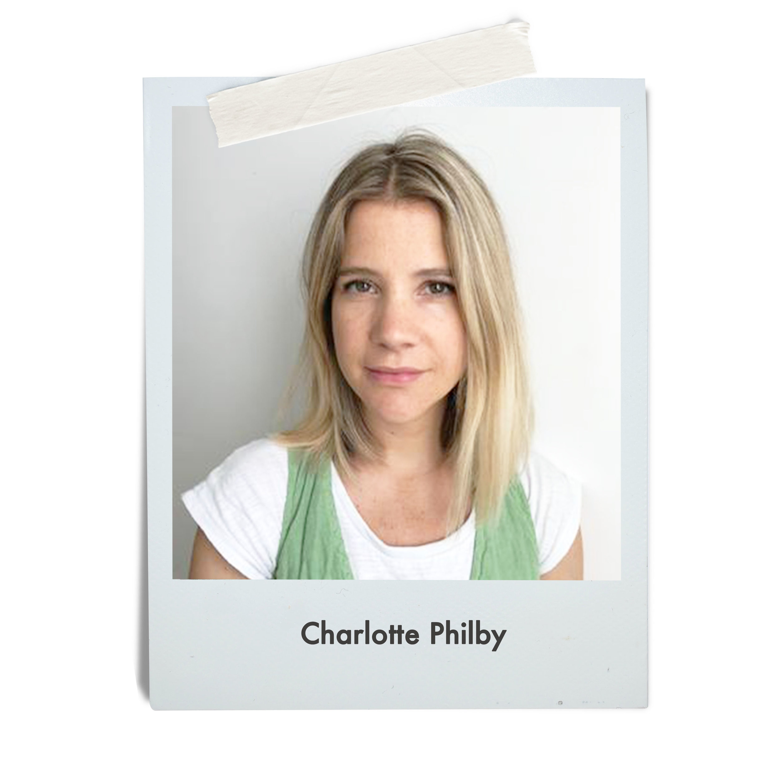 Charlotte Philby