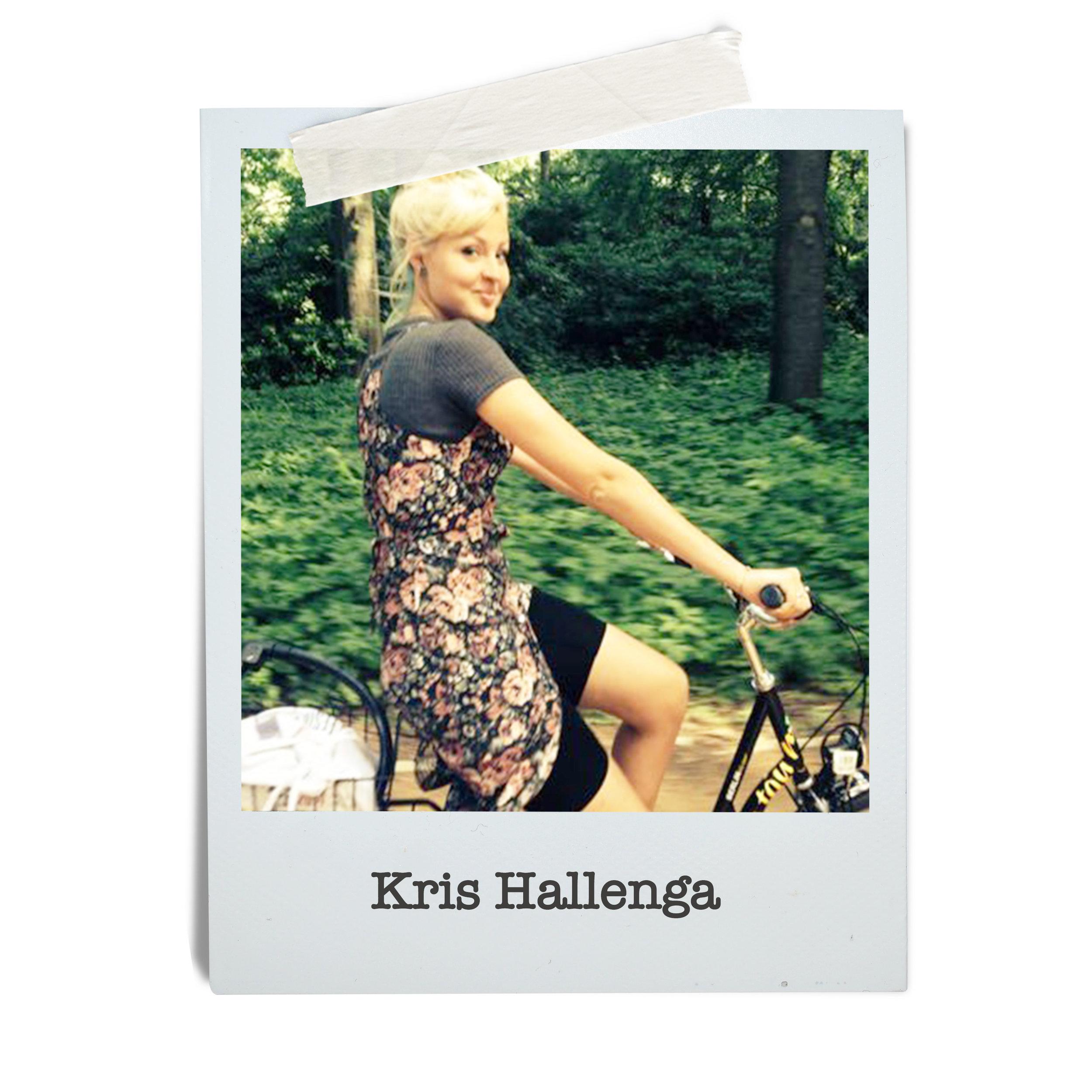Kris Hallenga