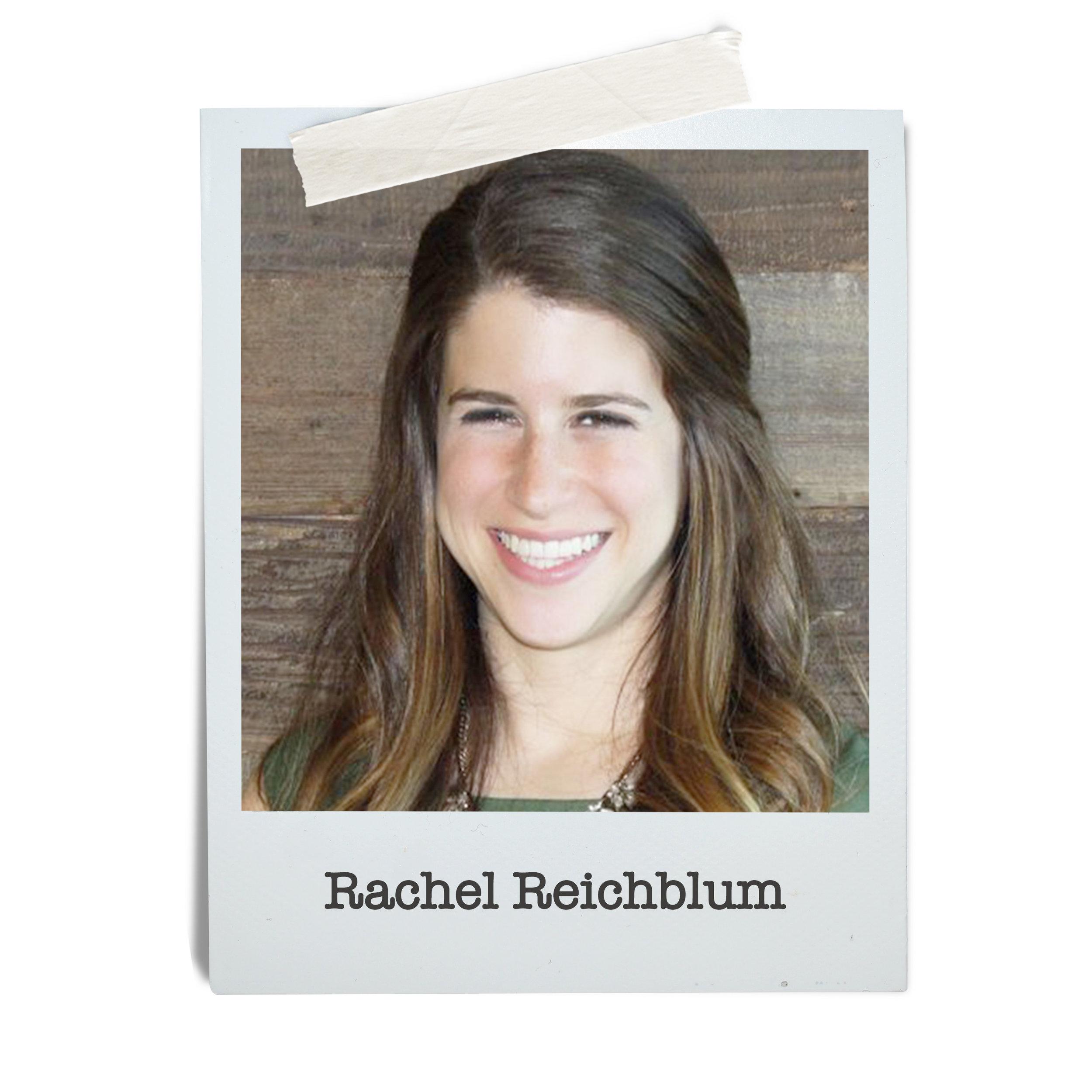 Rachel Reichblum