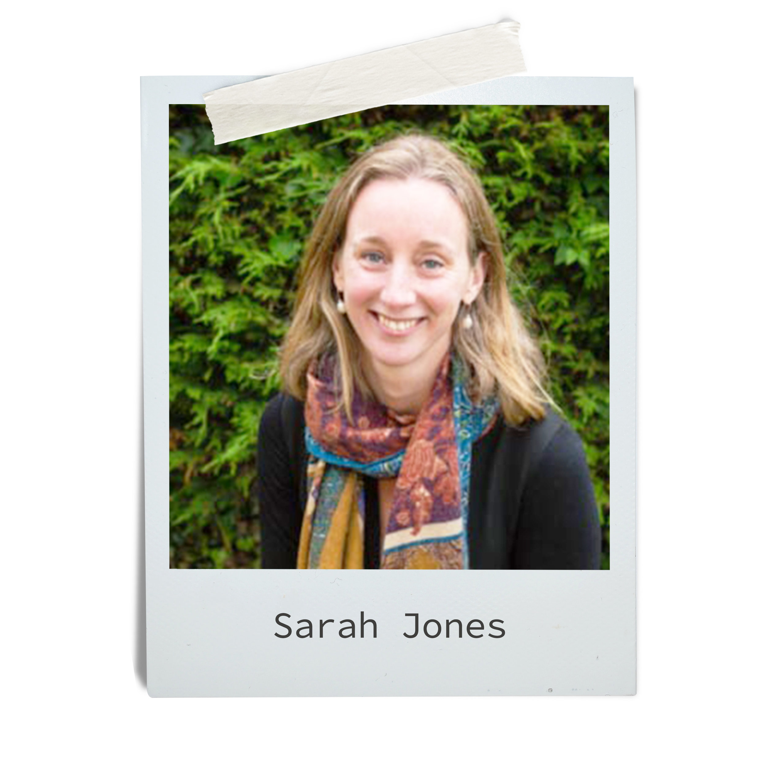 Sarah Jones, Funeral Director