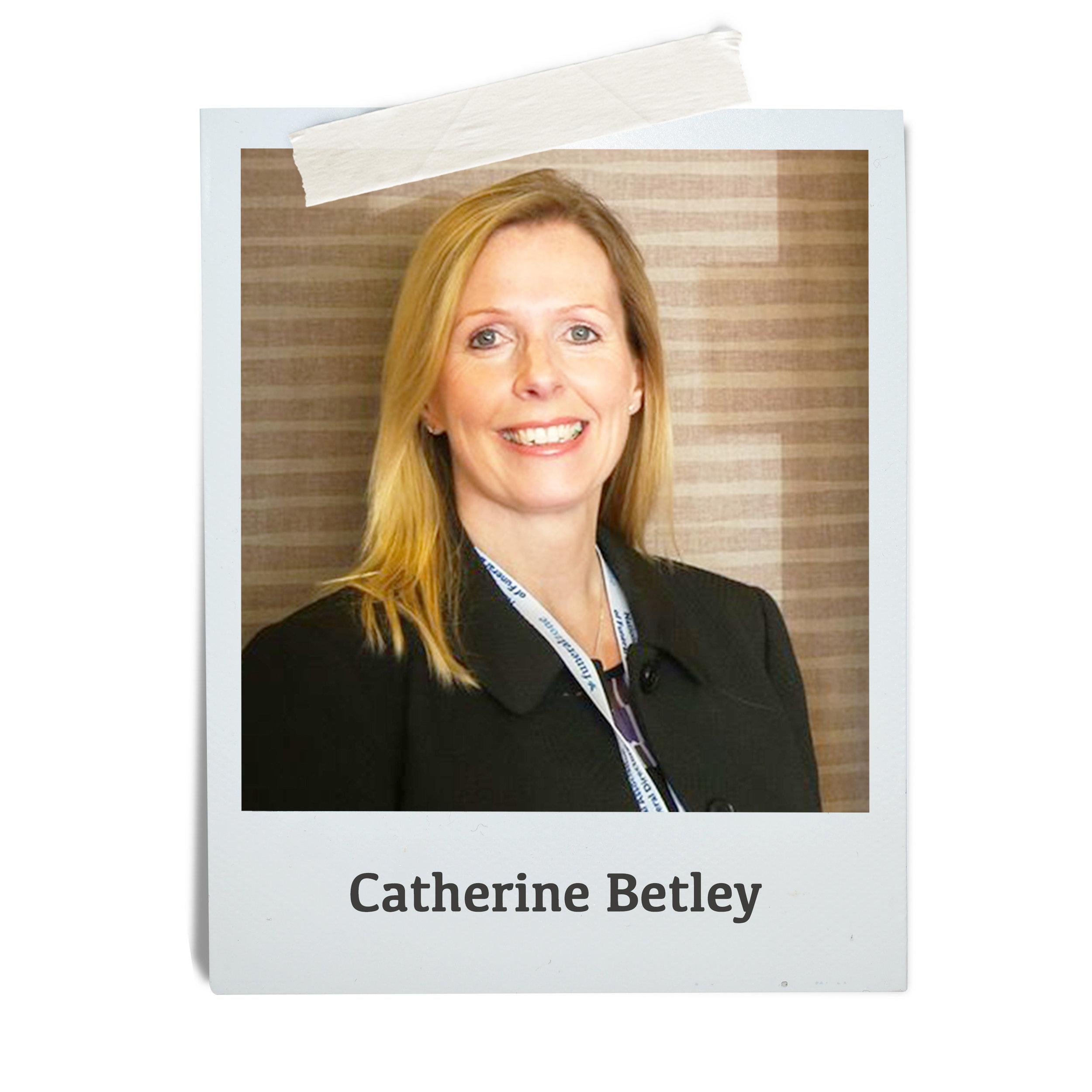Catherine Betley