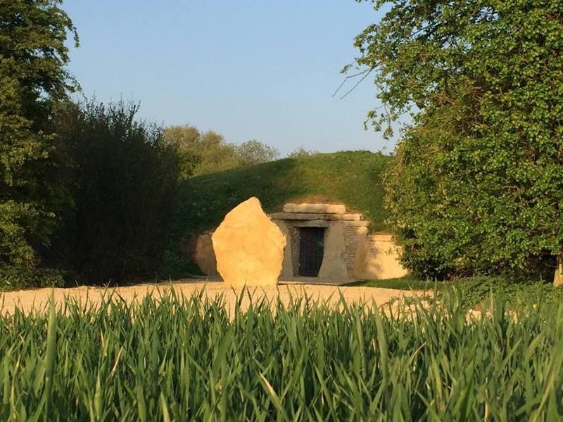 Sacred Stones, Willow Row, Cambridgeshire