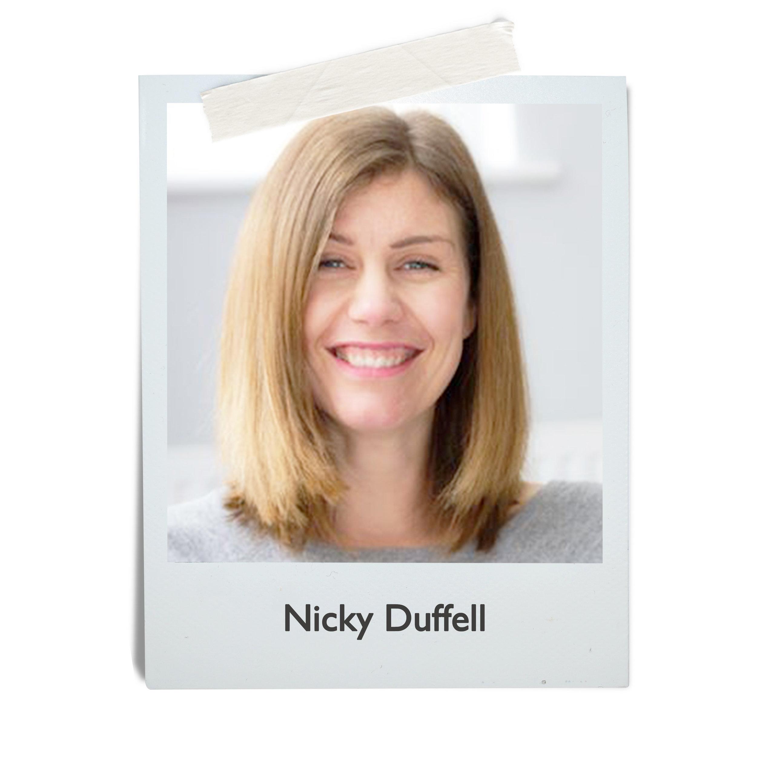 Nicky Duffell