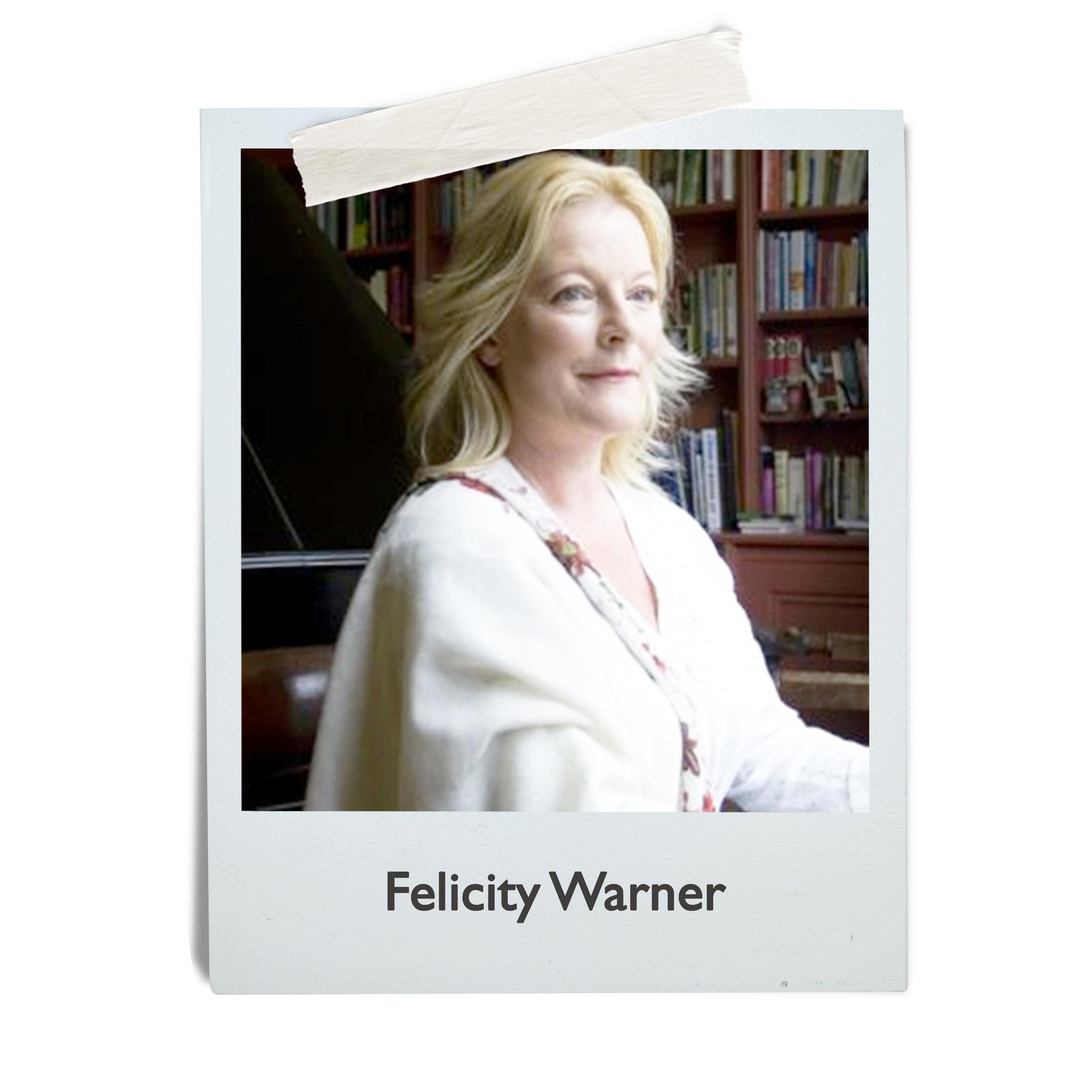 Felicity Warner