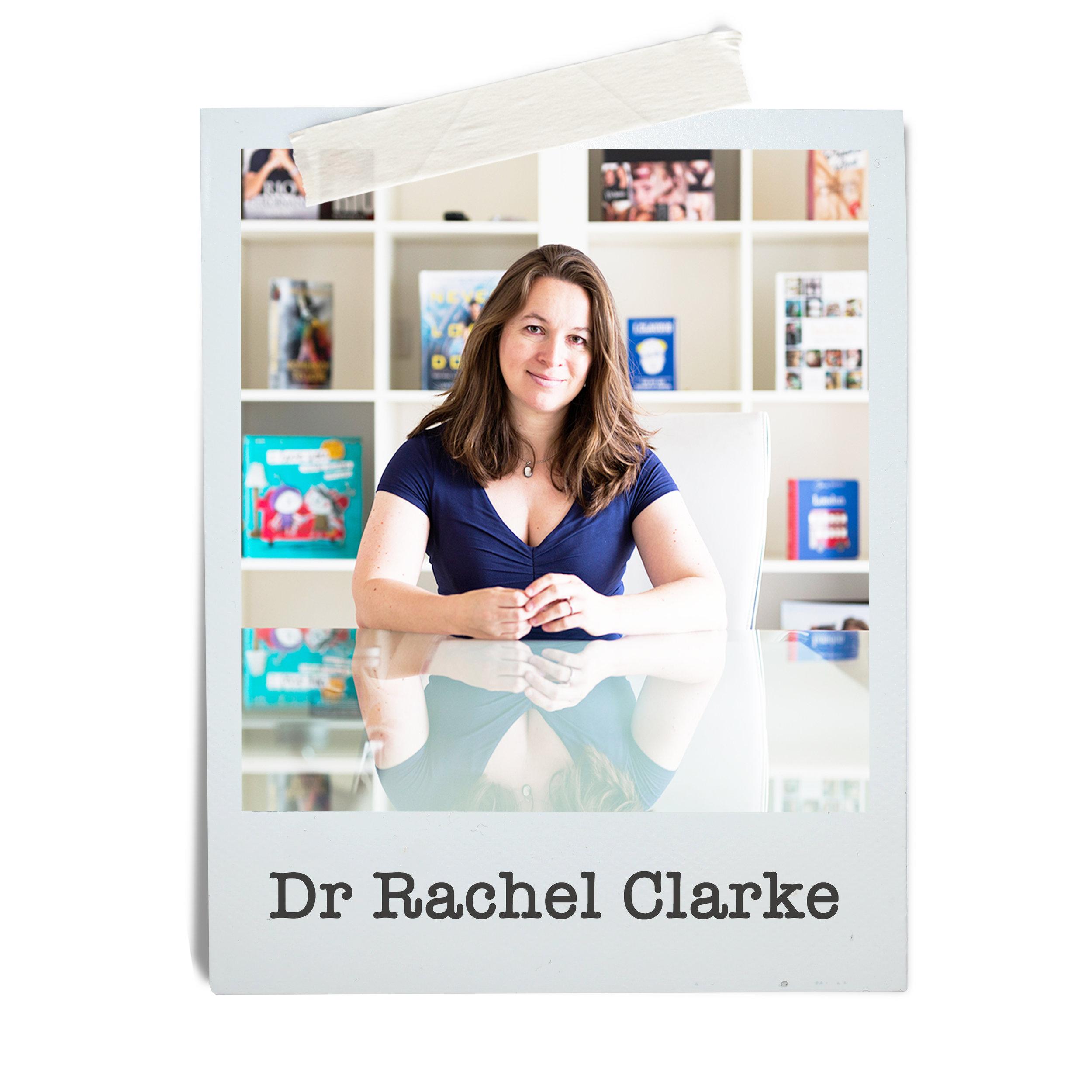Dr Rachel Clarke