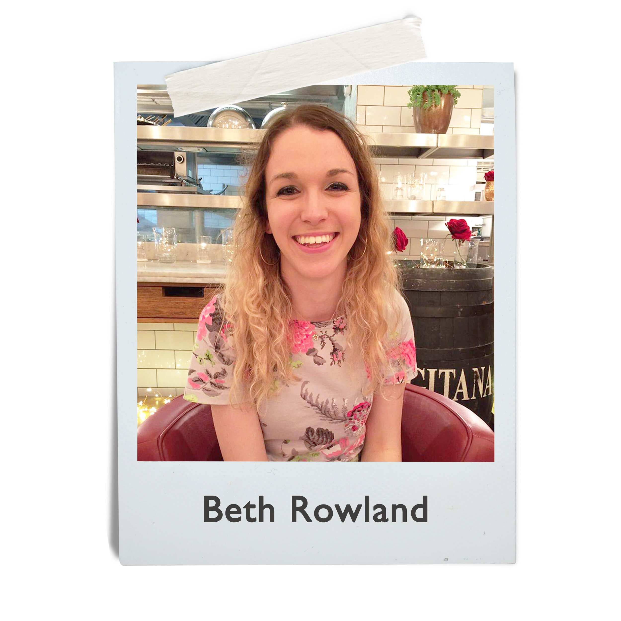 Beth Rowland, Let's Talk About Loss