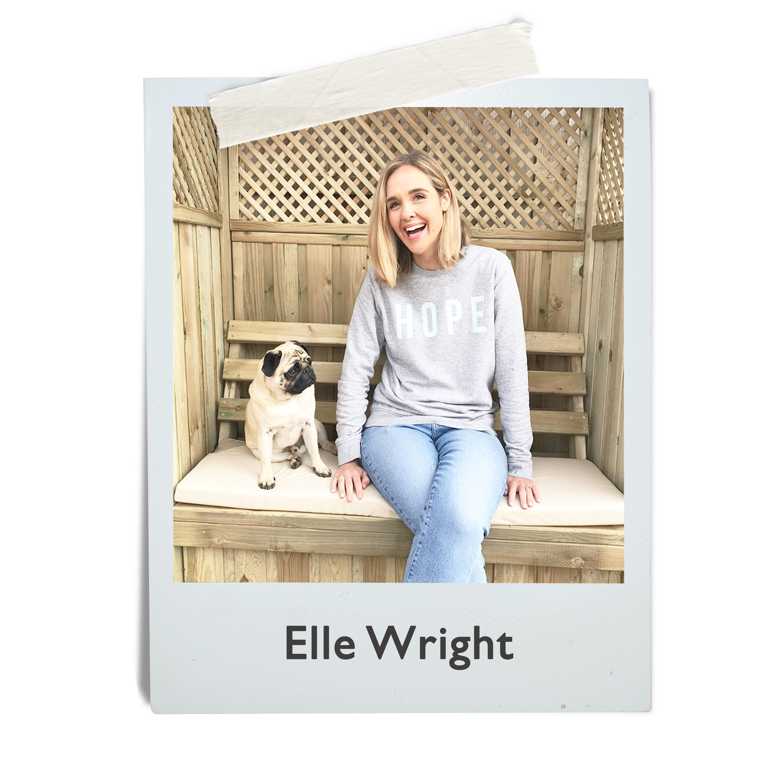 Elle Wright - Feathering the Empty Nest