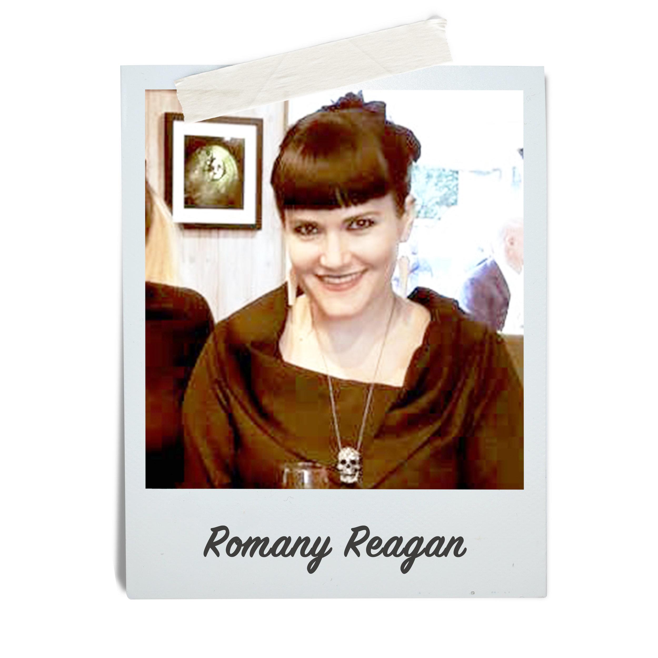 Dr Romany Reagan