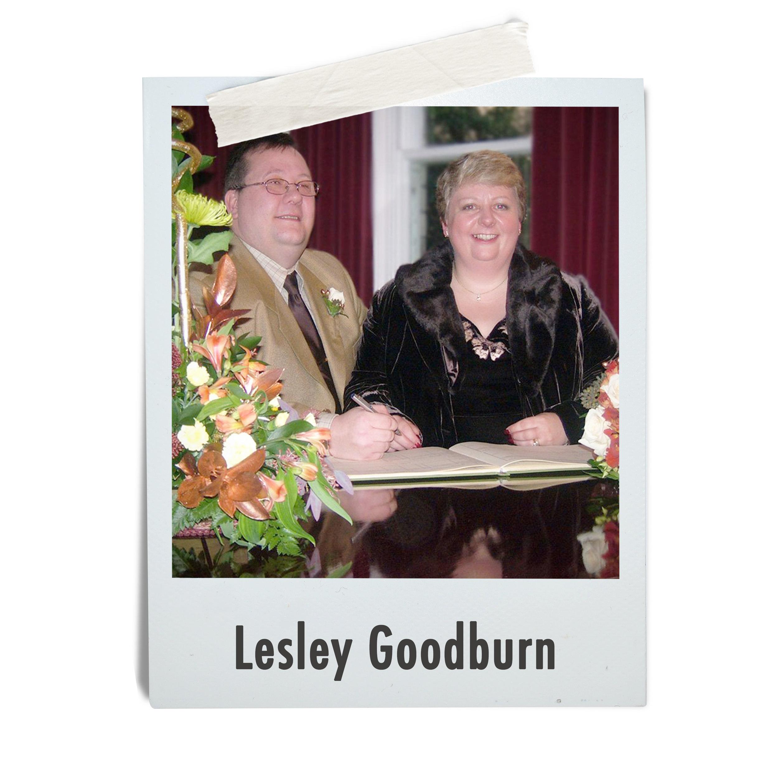 Lesley Goodburn