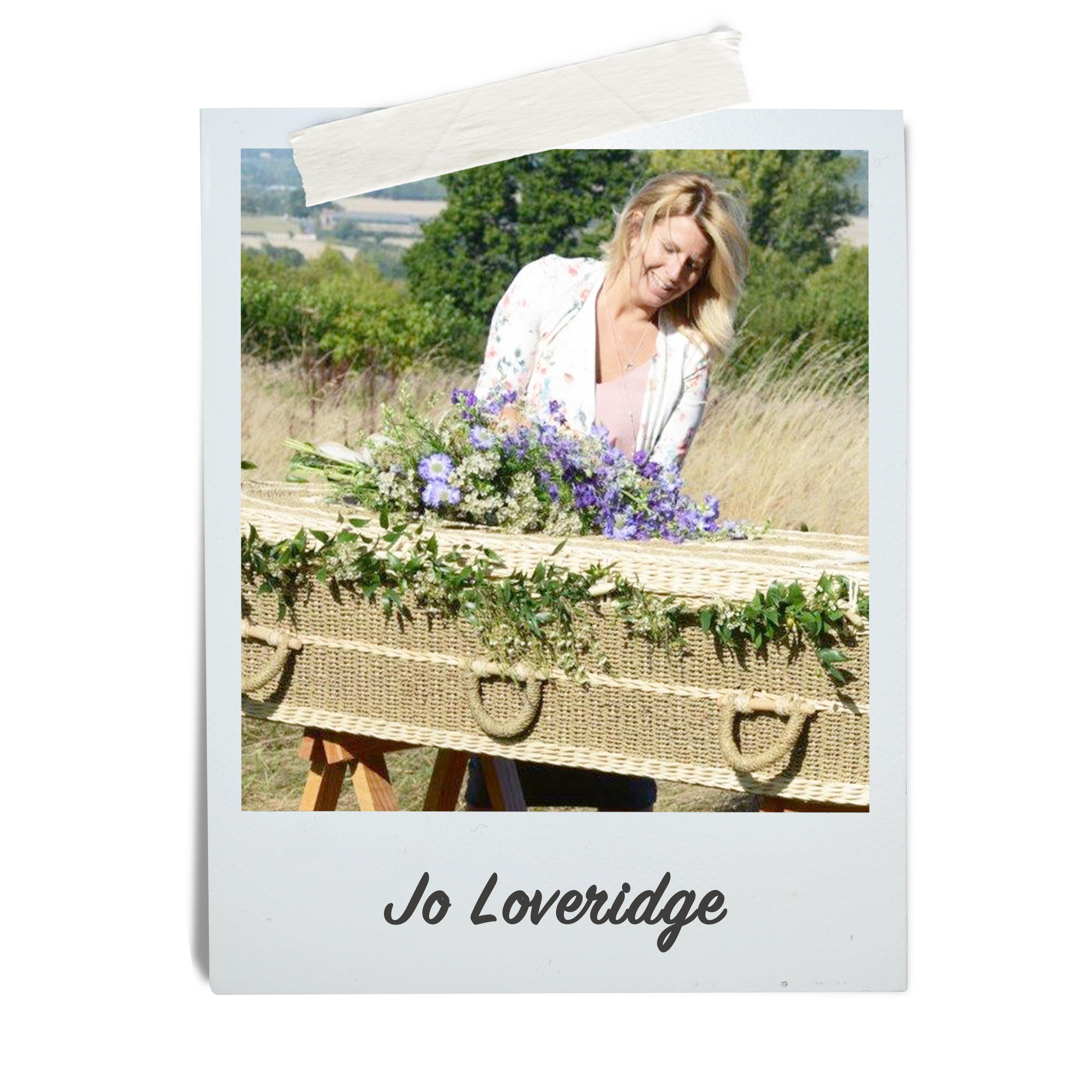Jo Loveridge