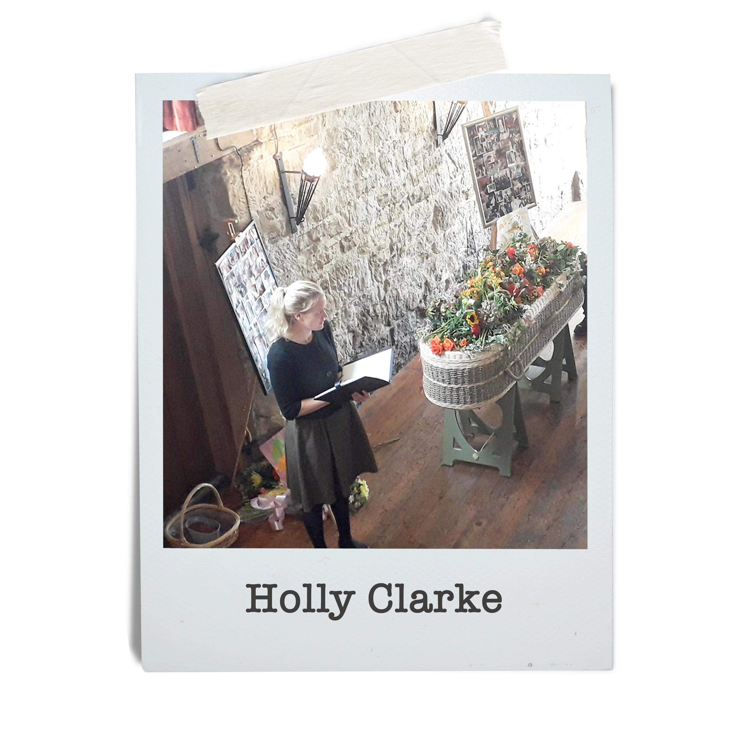 Holly Clarke